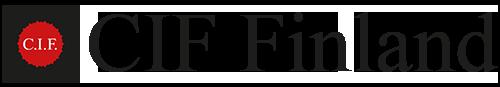 CIF in Finland Logo